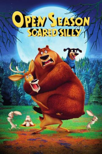 Open_Season_Scared_Silly_Promotional_Poster